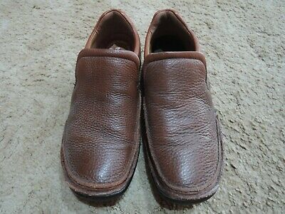 Hush puppies Chester size 7.5 mens leather shoes