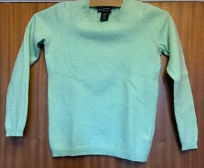 A Pure Luxe Children's 100% Cashmere (Felted) Size Small Jumper