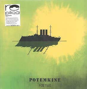 POTEMKINE Foetus LP VINYL France Replica 2018 9 Track Still Sealed With Info
