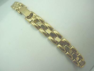 Hadley Ladies Vintage Watch Band Rolled Gold Hook End Butterfly Clasp New Old St