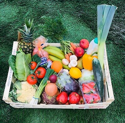 Fruit And Vegetable Box Free Delivery