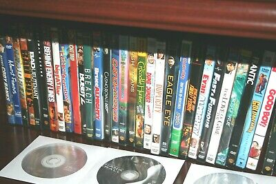 DVD Movie Lot Sale ALL $1.50 each! PICK YOUR TITLE