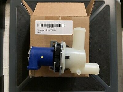 Tennant Part 1059224 Solution Valve