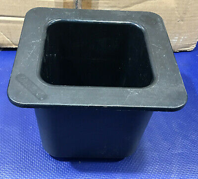 Cambro 66CF ColdFest Sixth Size 6'' Deep Pan 1/6th cold freezer