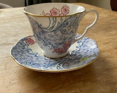 Wedgewood Teacups And Saucers