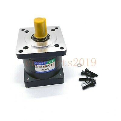 3:1 Planetary Gearbox Nema34 Speed Reducer Gear Head Input 14mm for 86mm Motor