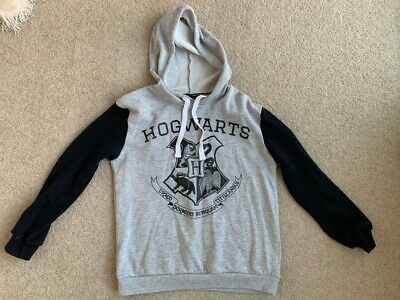 Childrens' Grey Harry Potter sweater Size 10 to 12