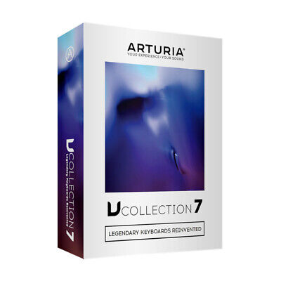Arturia V Collection 7 Classic Software Synth Pack - Download