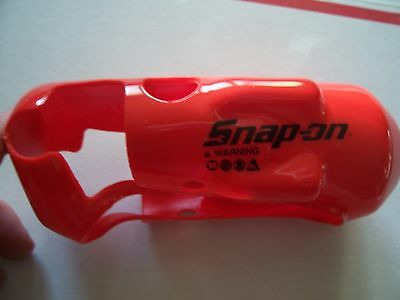 Snap On CT8810A-CT8815A RED Impact Wrench Models Protective Boot Cover