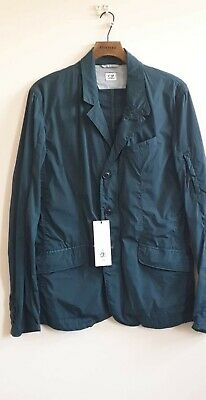 CP Company nycra jacket large bottle green BNWT RRP £550