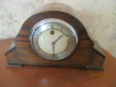 Art Deco SMITHS ENFIELD Electric Mantle Clock