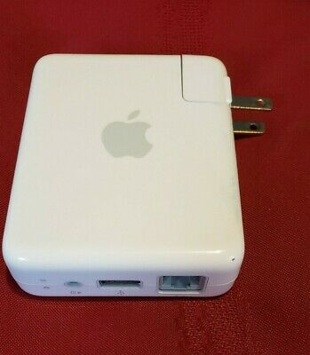 Apple  AirPort Express Base Wireless-N 802.n router AirPlay A1264 MB321LL/A