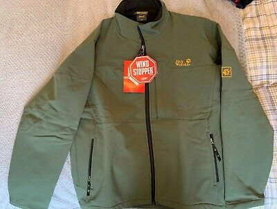 Brand New Jack Wolfskin Soft Shell With Tags Xxl