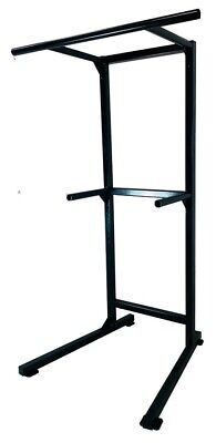 Chin up/Pull up & Dip station Multi gym. Painted Steel Workout equipment