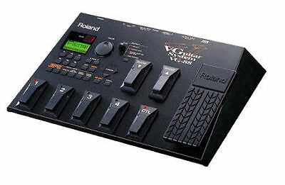 Roland VG-88 V2 Multi-Effects Guitar Effect Pedal COSM gtrs amps synths exp pd
