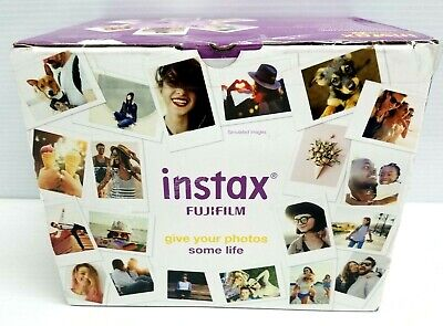Fujifilm Instax Mini 7S Instant Camera Bundle - (Lavender) NEW!