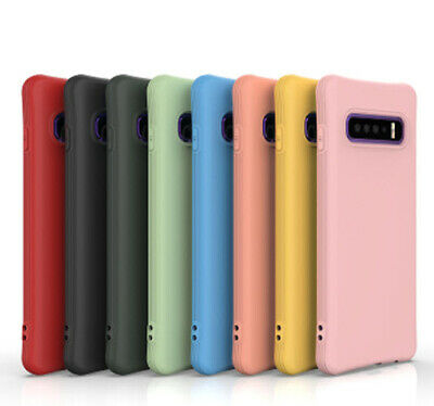$1 Samsung S10 S10+ S20 S20 Ultra S20+ Thin Rubber Soft Case  TPU FREE SHIPPING
