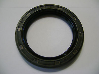 """Oil and Grease Seal 1.339/""""x 1.811/""""x 0.315/"""" Inch Rubber Covered Double Lip w//Gart"""
