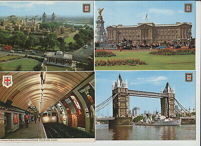 s2005)         1970's-80's POSTCARDS FROM THE UNITED KINGDOM