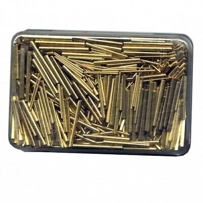 Comprehensive Brass Tapered Clock Pins Assortment Clocks (Pack of 500) - CX129