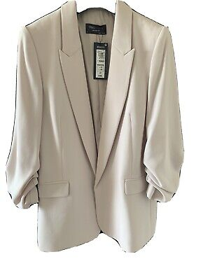 Marks And Spencer Blush Blazer Size 10 Brand New With Tags!!!