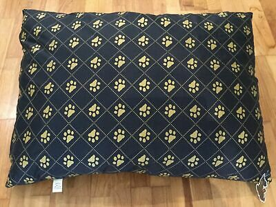 Large Grey paw cushion Dog cat pet bed