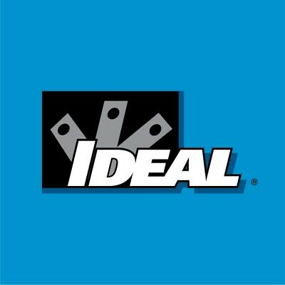Ideal 30-410 Zinc-Plated Crimp Connector (Pack of 100)