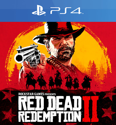 Red Dead Redemption 2 PS4 ( Account Instantaneo - Digitale)
