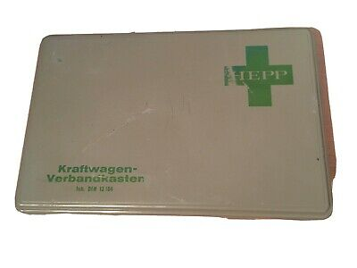 Porsche 924/944/928/911 Genuine First Aid Kit