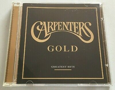 The Carpenters - Carpenters Gold Greatest Hits (2000) - Cd