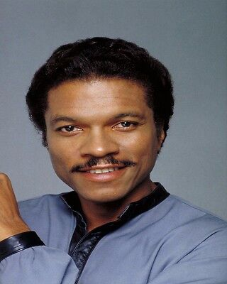 8x10 Billy Dee Williams GLOSSY PHOTO photograph picture star wars lando empire