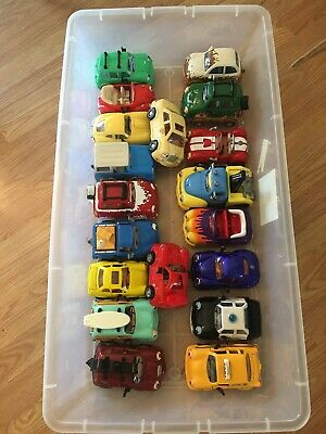 Chevron Cars Collection- Lot of 18 Cars-preowned-no Boxes.