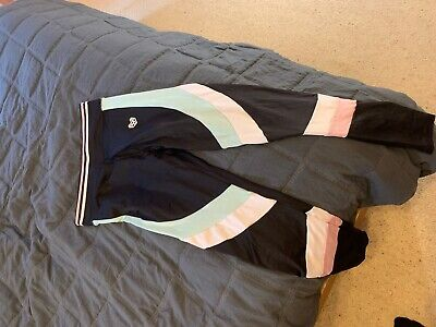 Pink Soda Women's Black Active-Wear Pants Small