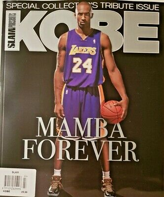 Slam Magazine 2020 Presents Kobe = Special Collector's Tribute Special