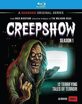 Creepshow Season 1 - Blu-ray* PREORDER* SHIPS ON RELEASE DATE 6/02/20*