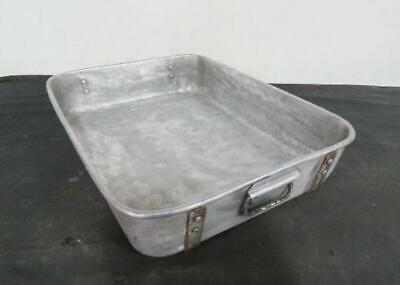 Large Roasting Pan 18 x 24 aluminum commercial roast roaster cover lid broasting