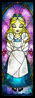 0192 Alice B//W Cross Stitch Chart BUY 1 GET 1 HALF PRICE