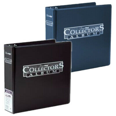 Ultra Pro - Collectors Ring Album - 3 Inch D-Ring - Fits Pocket Pages
