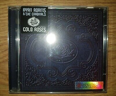 Ryan Adams and The Cardinals Cold Roses Special Edition 2 CD