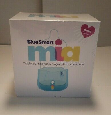 BlueSmart Mia Smart Baby Feeding Monitor Track your baby's feeding anytime