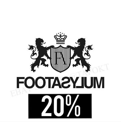 Footasylum 20% Off Valid Discount Code Fast Delivery 📦 Uk Only