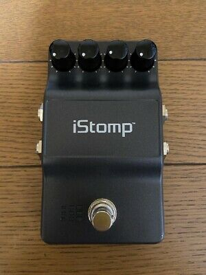 DIGITECH iSTOMP DOWNLOADABLE STOMPBOX Multi-Effects Effect Pedal w/ Box F/S