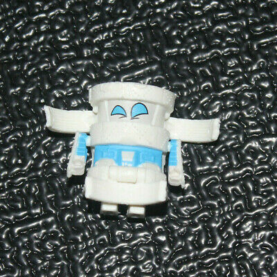 Toilet Troop Loose Transformers BotBots Series 1 King Toots Minifigure