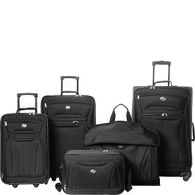 American Tourister Wakefield 5 Piece Luggage Set - 3 Color Choices