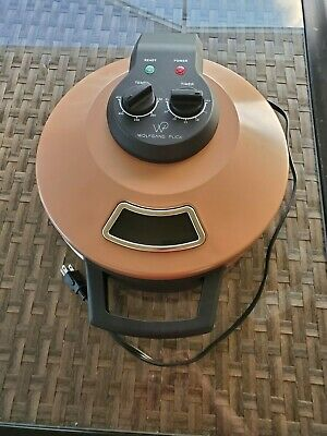 WolfGang Puck Electric Countertop Pizza Oven BPZB0030 Copper 1400 Watt