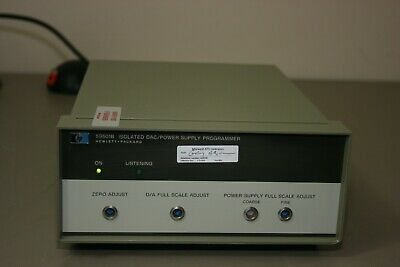HP 59501B ISOLATED DAC/POWER SUPPLY PROGRAMMER, Fully Tested, Warranty