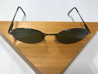 RAY BAN W3097 vintage trap style Black made in italy