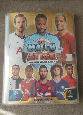 Match Attax 19/20 pick 20 cards from  1-256 base cards