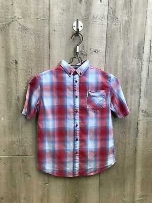Ben Sherman Boy's Shirt Size Uk 12-13 Years