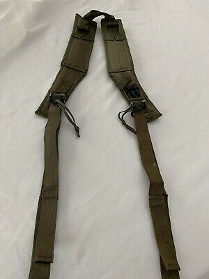 LC1 Pack Straps First Issue Style New
